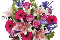 Lily Rose Spring Vase